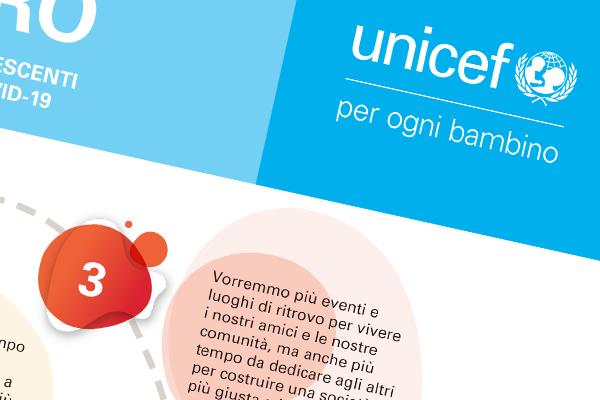 Impaginazione manifesti Unicef ı alexiamasi.com