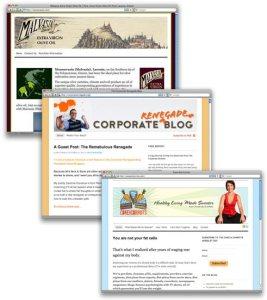 Sample Basic WP Site