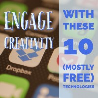 Engage Creativity With These 10 (Mostly Free) Technologies