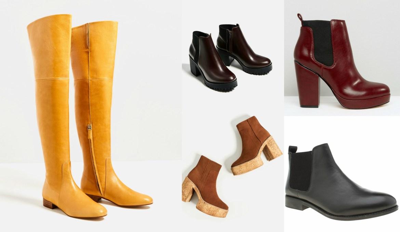 comfortable heels - boots - grid