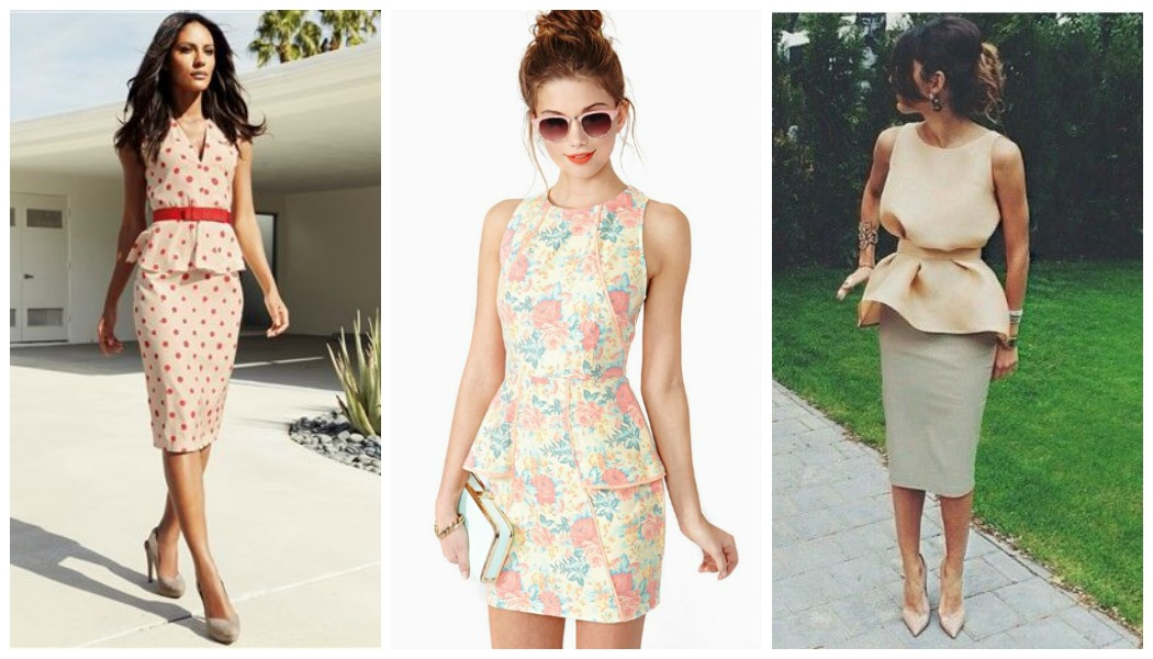 summer-peplum-dresses