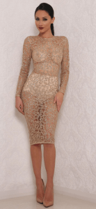 Abyss by Abby Russia Dress £165.00