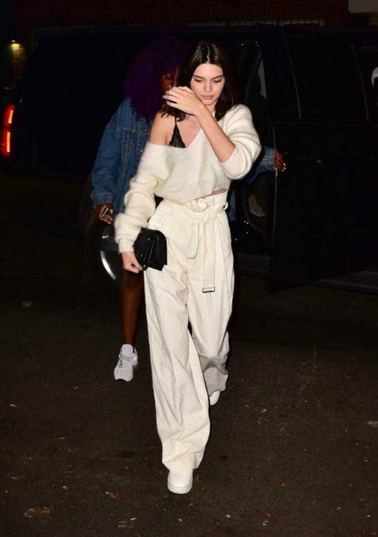 Fall Evening Wear - Kendall Jenner