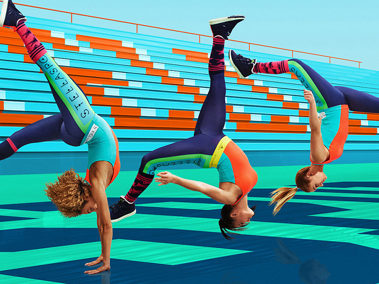 stellasport adidas activewear