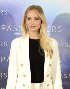 Jennifer Lawrence - Lullabelz Human Hair Wonder Weft Pure Blonde