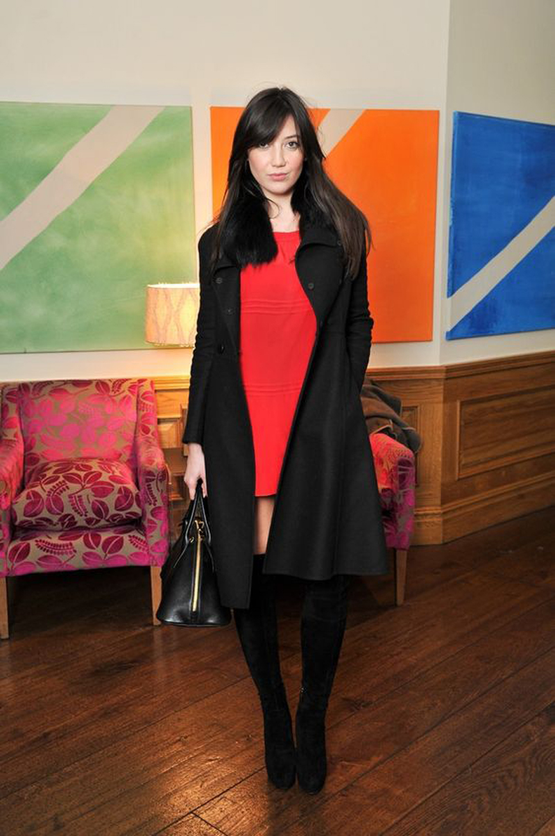 Daisy Lowe Autumn Winter Credit- Pinterest