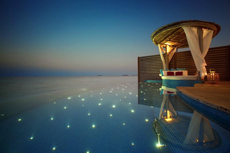 Milaidhoo water villas maldives