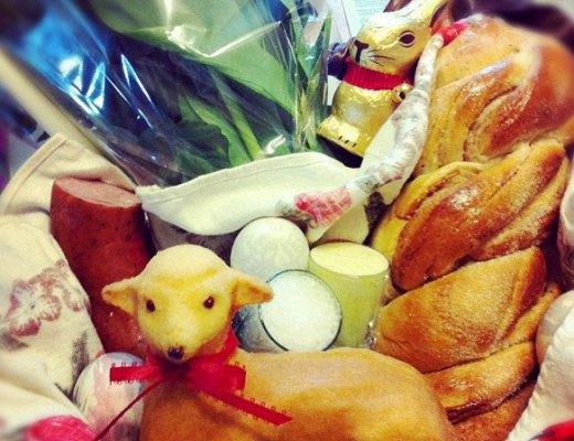 My Traditional Polish Easter Basket for Święconka! Celebrating Easter with Alex Inspired