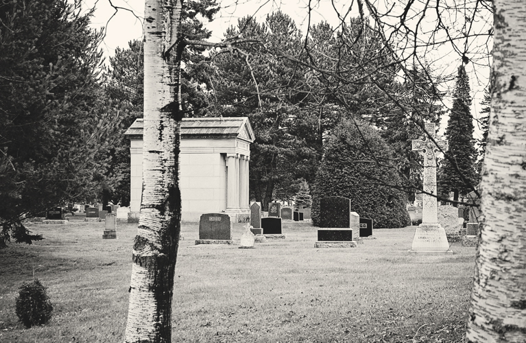 Riverside Cemetery Thunder Bay