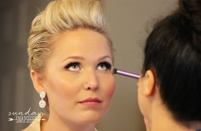 Sunday Snapshots - matrimony morning   Bride and Bridesmaids getting ready in the morning   Alex Inspired