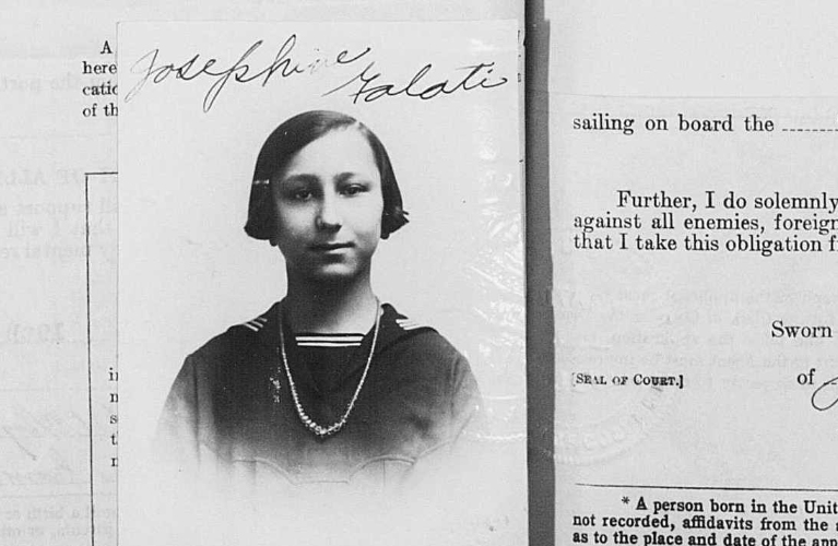 Passport Application Particulars | American Passport Application Images: Josephine Galati