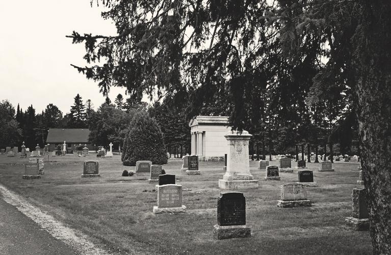 Riverside Cemetery - Thunder Bay