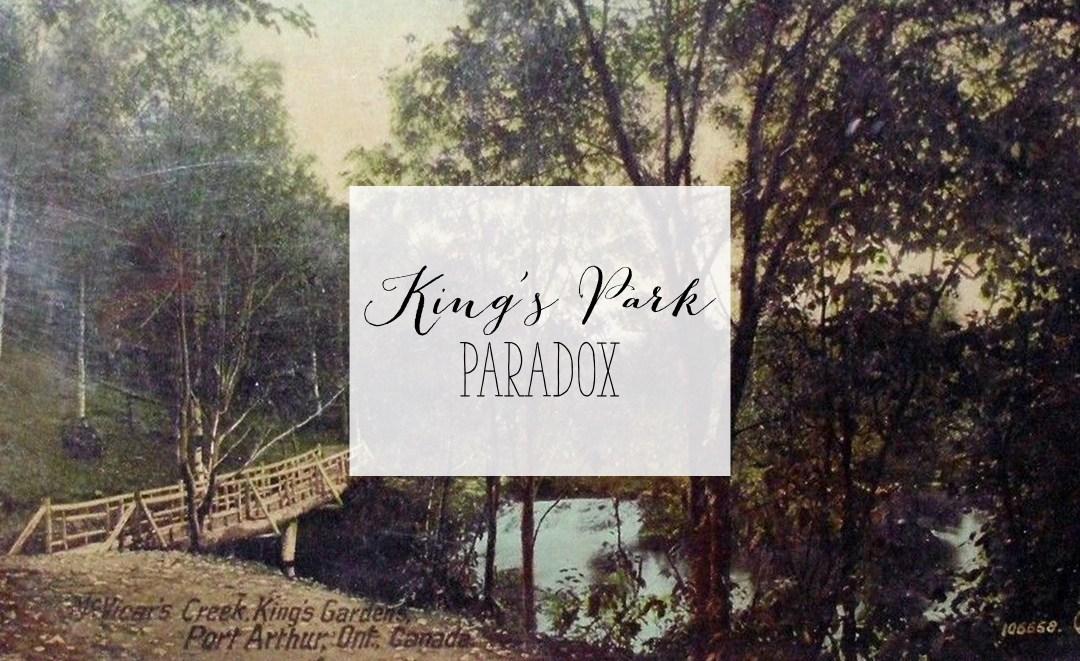 King's Park Paradox | Alex Inspired