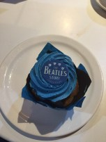 The Beatles Story muffin