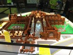 Lego Chester Cathedral