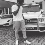 Check Out Singer,Runtown's New Ride