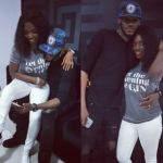 Annie Idibia Gush Over Hubby,2face
