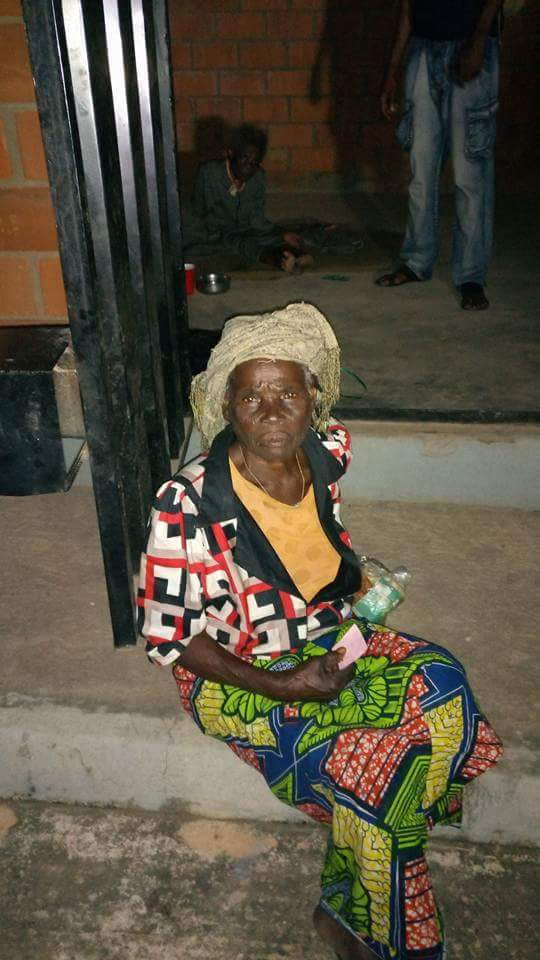 Oldest woman,105 in Makurdi IDP camp with her 75-year-old daughter(photos)