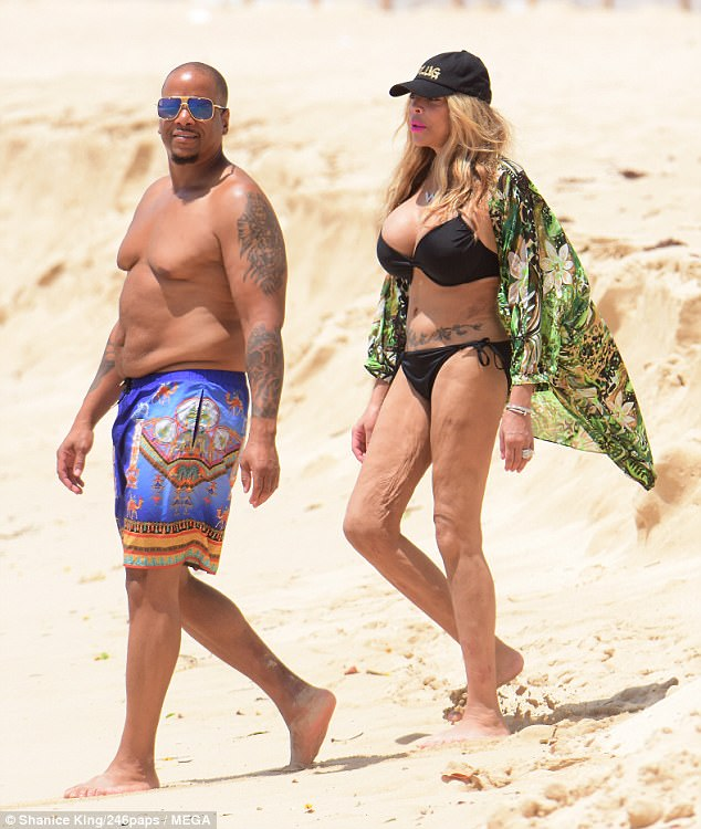 Wendy Williams? husband reportedly living a double life with 32-year-old mistress (photos)