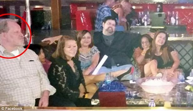 Las Vegas gunman wired $100,000 to his girlfriend