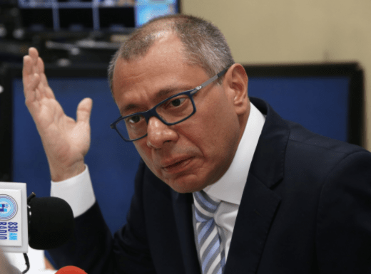 Ecuador?s Vice President jailed for corruption and?taking bribes