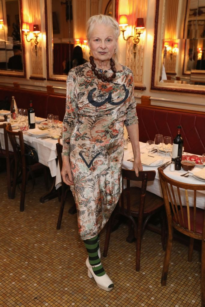 Vivienne Westwood reveals she bathes only once a week and her husband bathes once a month, says it?s her secret to looking young