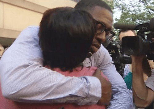 Man wrongly convicted for double murder regains freedom after 23 years In jail
