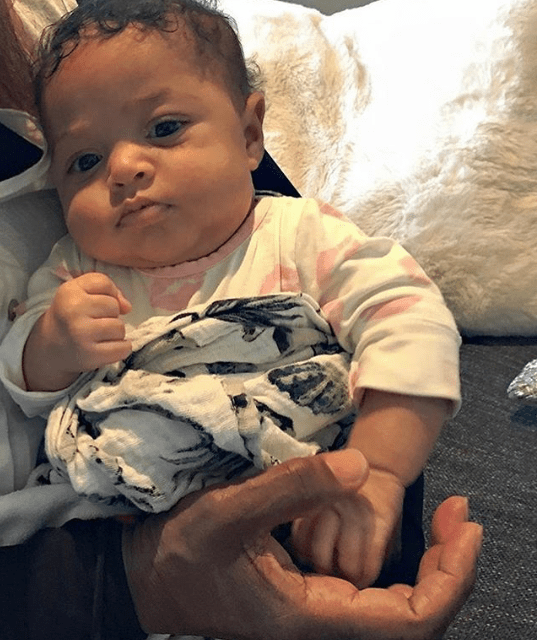 Serena Williams shares beautiful photo of her daughter, Olympian Alexis