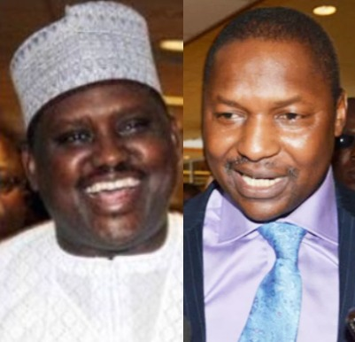 Attorney General of the Federation, Abubakar Malami, reportedly ordered reinstatement of wanted ex-pension boss, Abdulrasheed Maina