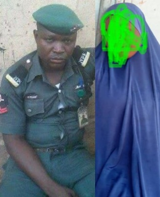 Police officer abducted and raped a 14 year old girl in Anambra