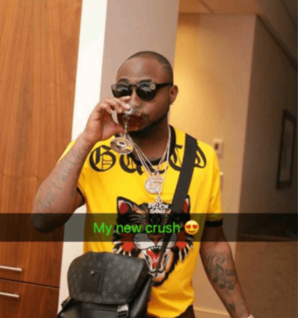 Dear Davido, Bobrisky says you are his