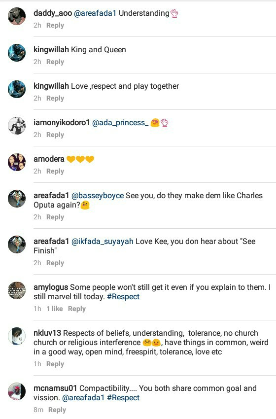 Charly Boy asks fans to guess the secrets of successful marriage to Diane Oputa