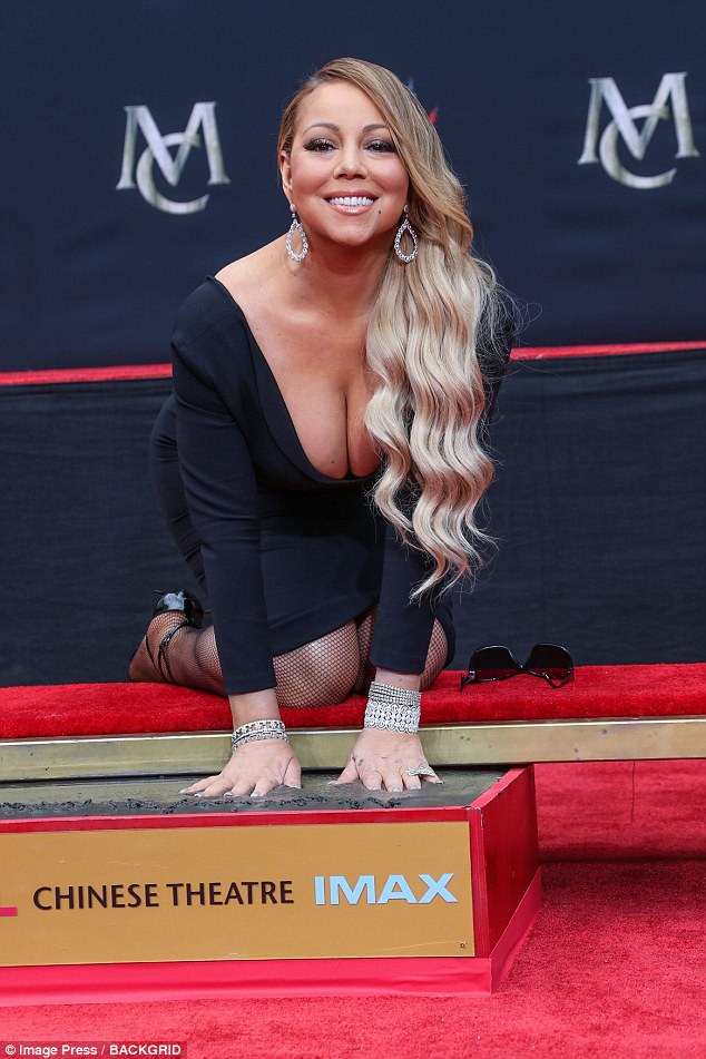 Mariah Carey undergoes weight loss surgery after being body-shamed (Photos)