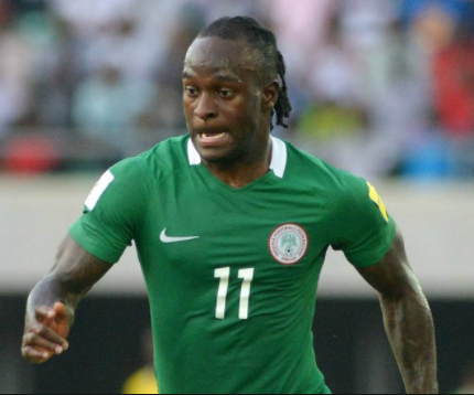 Nigerian footballer, Victor Moses nominated for BBC African footballer of the year