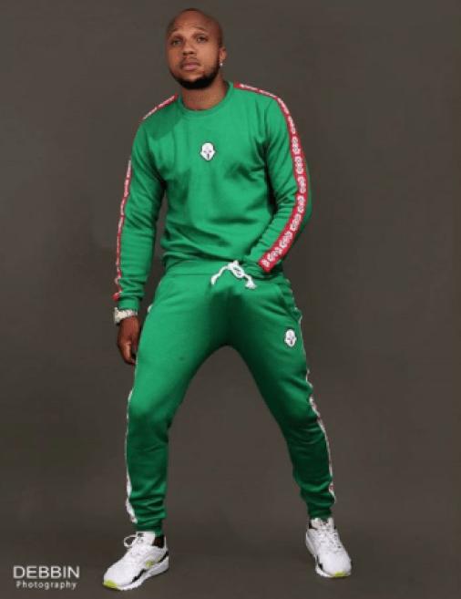 Actor Charles Okocha aka Igwe 2pac grabs his