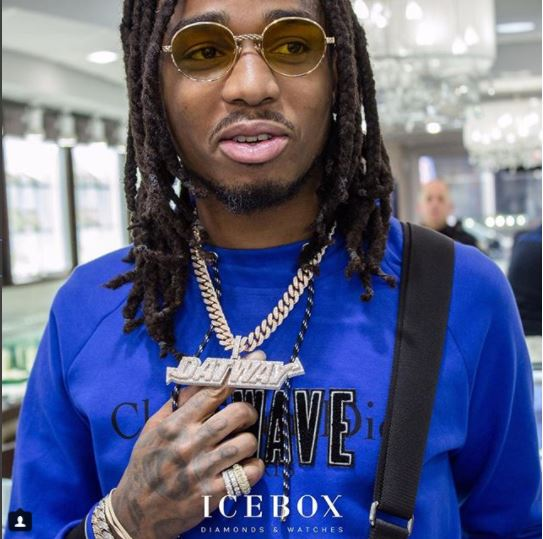 Rappers Lil Yachty and Rae Sremmurd duo show off their $125K diamond Rolex Sky-Dweller wristwatches (Photos)