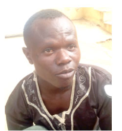 Photo: Man apprehended with 7 human heads in Kwara
