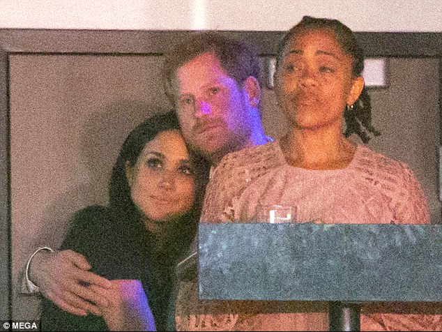 """""""Our daughter has always been a kind and loving person. To see her with Harry, who shares the same qualities, is a source of great joy"""": Meghan"""