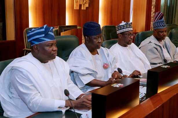 State governors to President Buhari