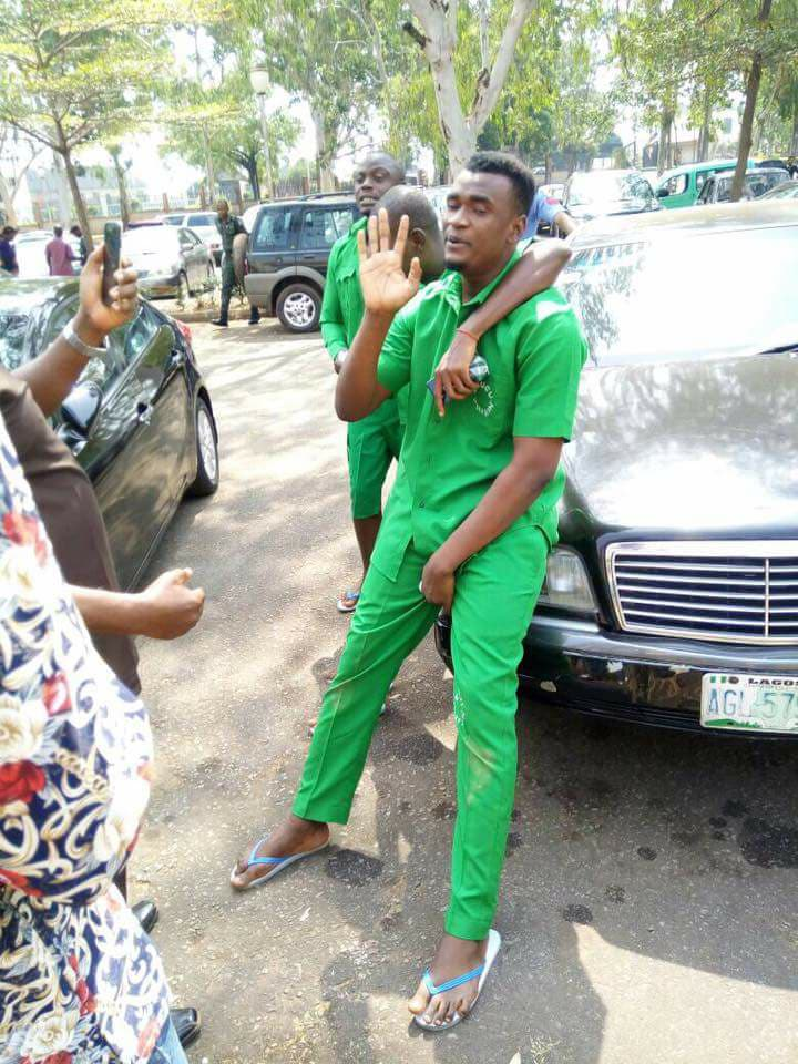 Photos: Five young men wrongfully imprisoned for murder regain their freedom after 5 years in Enugu