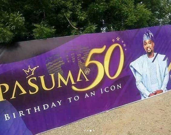 Photos: Ooni of Ife, K1, Sunny Ade others turn up for Pasuma