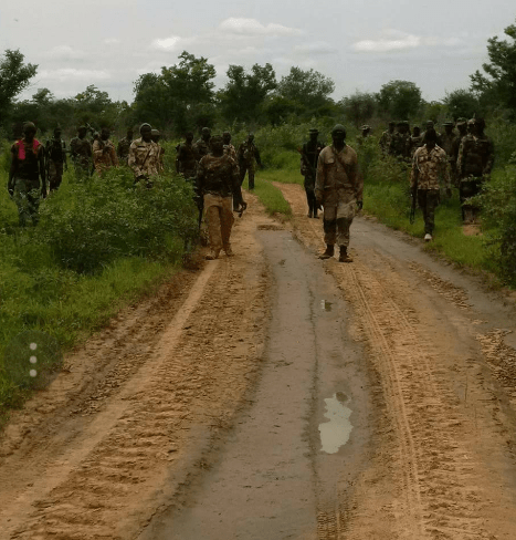 """Pray for us that are suffering in Sambisa forest"" Soldier pleads with Nigerians"