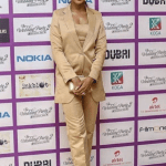 Adesua Etomi-Wellington's Style at a Private Screening of the Wedding Party 2