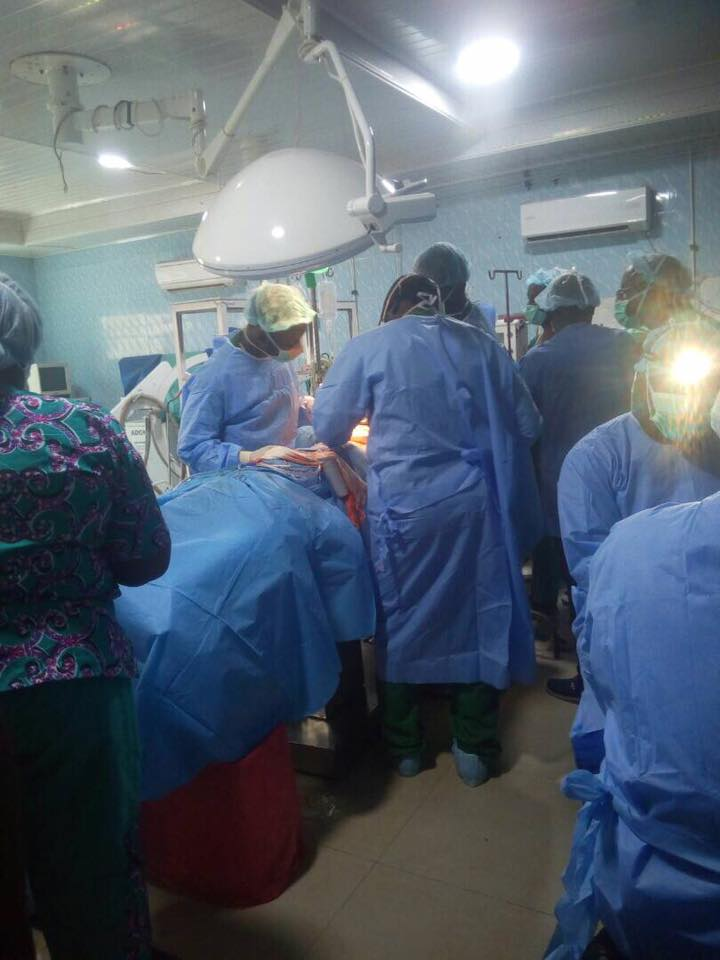 FMC Umuahia records first successful Kidney Transplant Surgery ?(Photos)