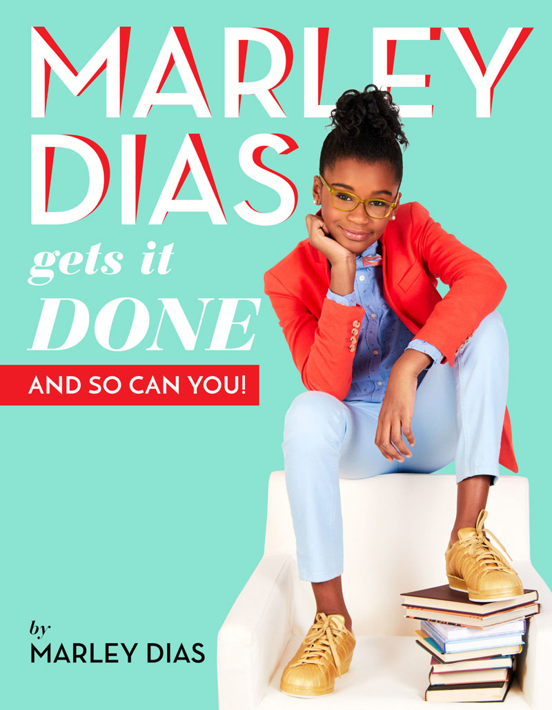 12-year-old Marley Dias becomes the youngest person on Forbes 30 under 30 list