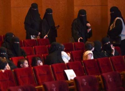 35 years after, Saudi Arabia finally lifts ban on cinemas