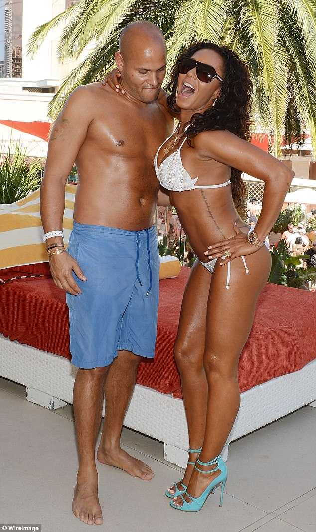 Mel B cuts out her flesh to remove tattoo of her ex-husband Stephen Belfonte