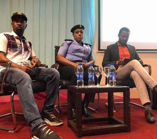 Following the?#EndSARS rally, Korede Bello hosts Police accountability forum in Lagos