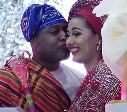 More photos from the engagement ceremony of late Stella Obasanjo