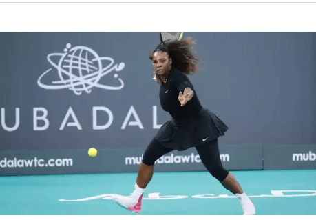 New mum, Serena Williams loses in comeback match to Ostapenko